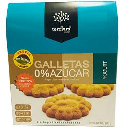 Galletas 0% azucar yogurt 180g
