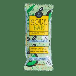 Soul Bar manzana canela - 5 unidades