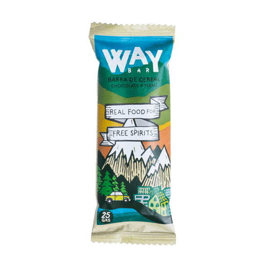 Waybar 25g - 5 unidades