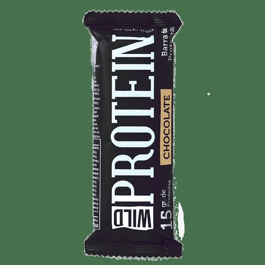 Protein Bar Chocolate - 5 unidades