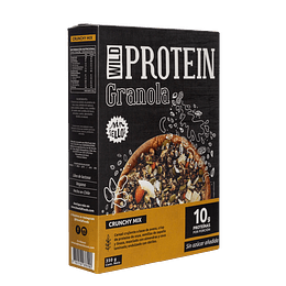 Wild Protein Granola