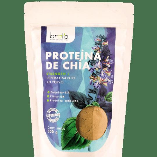 Proteina de chia