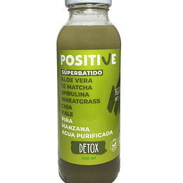 Superbatido detox 300ml