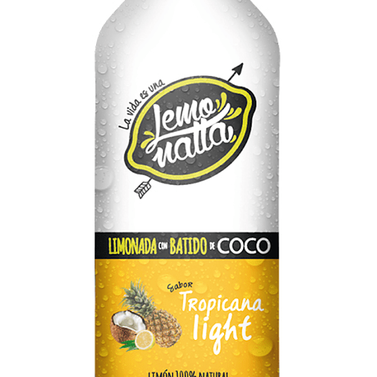 Batido de tropicana light