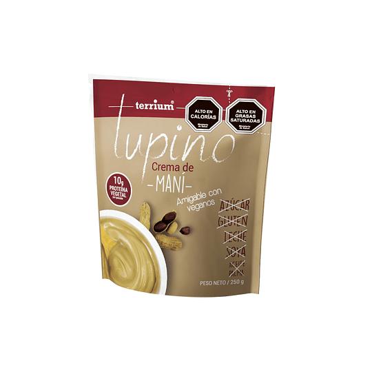 Crema de maní lupino 250 grs