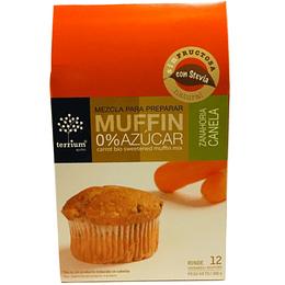 Muffin mix 0% azucar zanahoria canela 300g