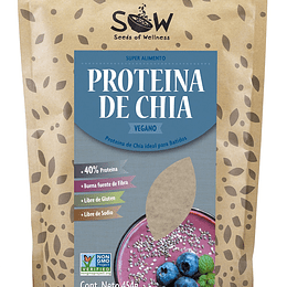 Proteina de chia 454 grs