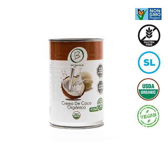 Crema coco organica 400ml