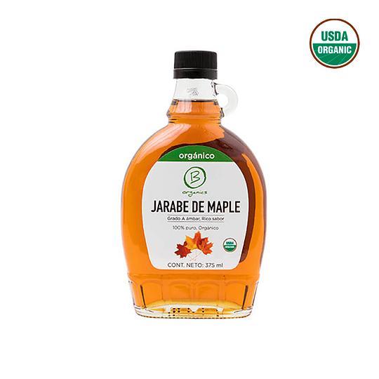 Jarabe de maple o maple syrup organico 350ml