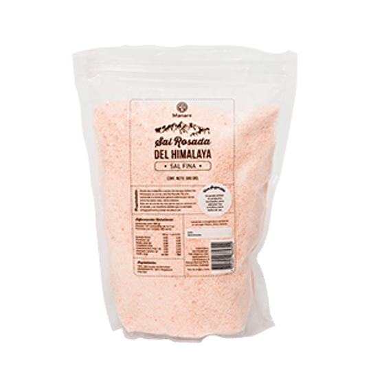 Sal rosada del himalaya fina 1kg