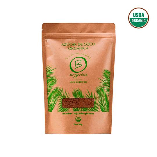 Azucar de coco organica 500g