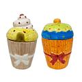 Juego Cupcake (azúcar y mermelada)