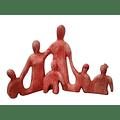 Familia Esmaltada 6 Integrantes