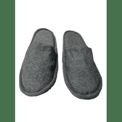 Pantuflas de descanso / grises