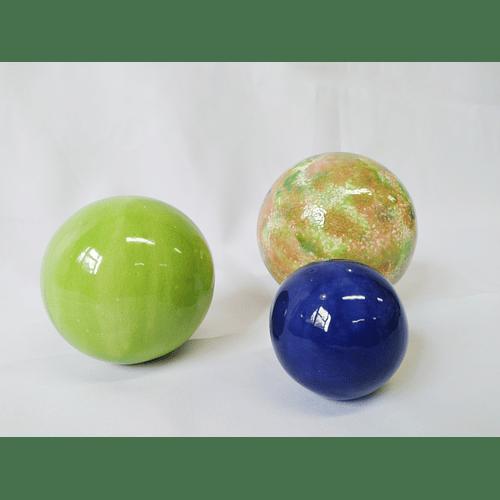 Juego de esferas