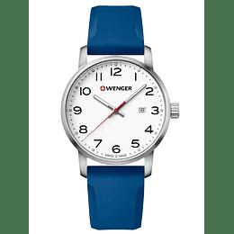 Reloj Avenue Correa Azul - Wenger