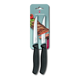 Pack Cuchillos para bistec 12cm - Swiss Classic