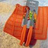 Juego de cuchillos de mesa naranja 10cm - Swiss Classic