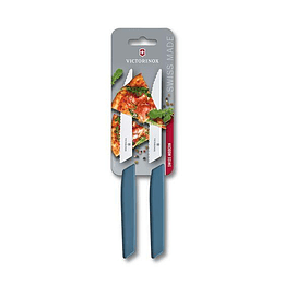 Juego de cuchillos de carne 12cm - Swiss Modern