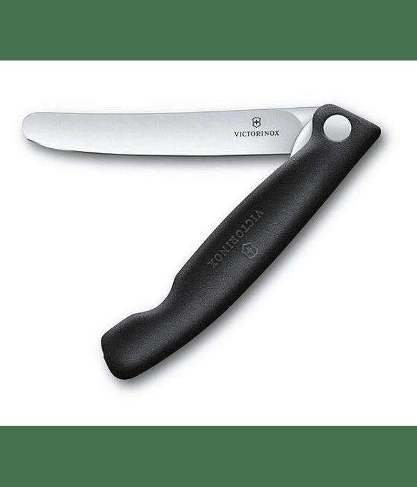 Cuchillo Plegable Negro - Victorinox Swiss Classic