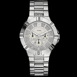 Reloj Mujer Guess silver W12080l1