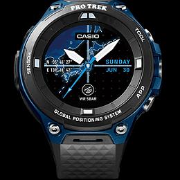 Reloj inteligente Casio pro treck WSDF20ABU