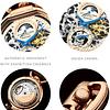 Reloj Automático Hombre Stuhrling modena gold