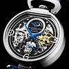 Reloj Stuhrling automático modena silver