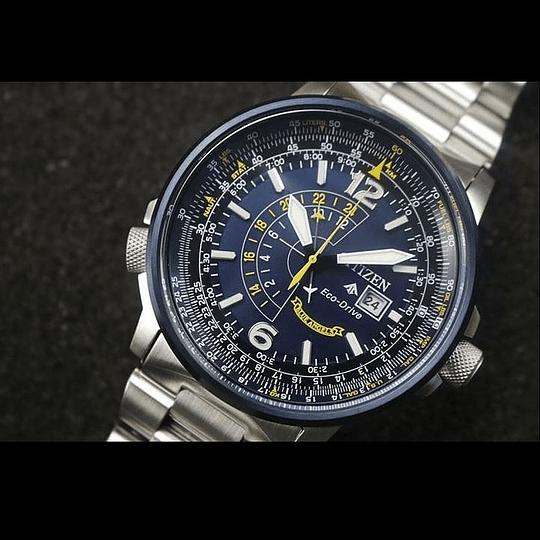 Reloj Citizen Promaster Blue Angels BJ7006-56L
