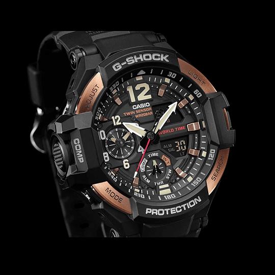 Reloj Casio A1100RG-1A G-Shock Gravitymaster