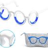 Gafas inteligentes de viaje para evitar el Mareo