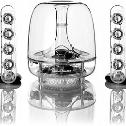 Sistema de altavoces multimedia Harman Kardon Soundsticks III de 2.1 canales con subwoofer