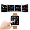 Reloj Inteligente Canmixs, con monitor de frecuencia cardíaca, pulso adicional