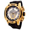 Reloj Swiss Isw black gold