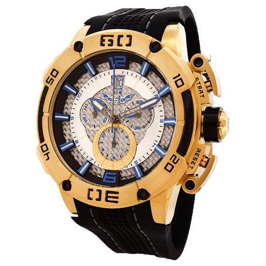 Reloj Deportivo Cronógrafo black gold