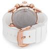 Reloj Swiss Isw white Gold cronografo
