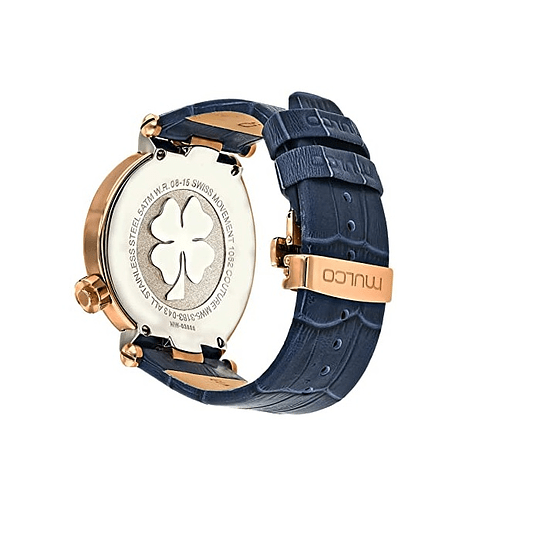 Reloj Mulco Couture Blue