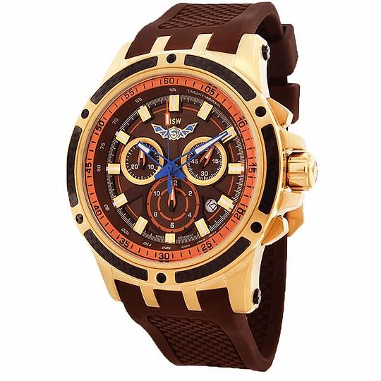 Reloj Isw Swiss Brown gold