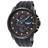 Reloj Cronógrafo Isw swiss black