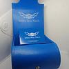 Reloj Cronógrafo Isw blue Swiss