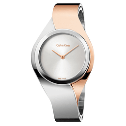 Reloj Suizo Calvin Klein Gold-silver