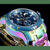 RELOJ INVICTA RAINBOW BLUE