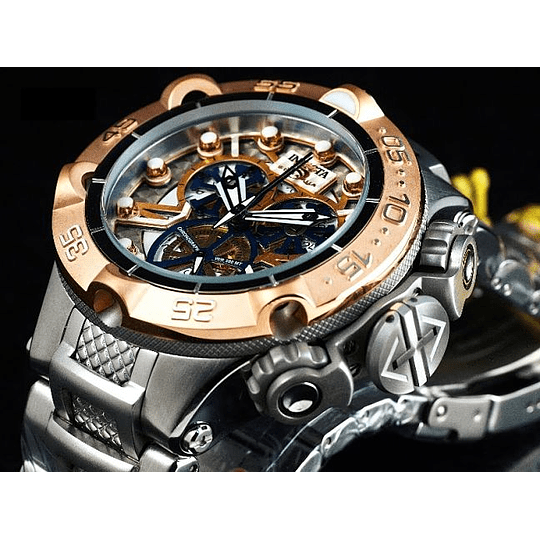 Reloj Invicta Subaqua Noma v Skeleton 13737