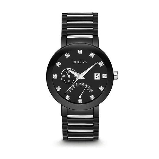 Reloj Hombre Bulova Diamond Classic 98D109