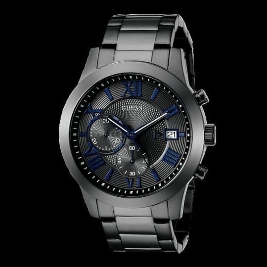 Reloj Guess Grey U0668g2 Dressy