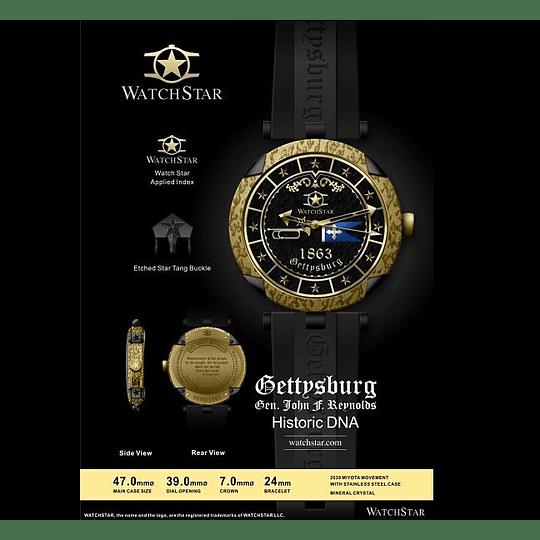 Reloj Hombre Watchstar Gettysburg Edición Ltda