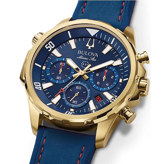 Reloj Bulova marine star 97B168