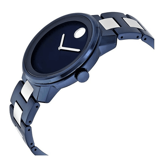 Reloj Movado Bold blue 3600422