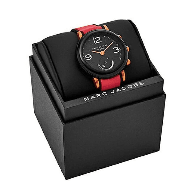 RELOJ MARC JACOBS RILEY HYBRID SMARTWATCH, MJT1008