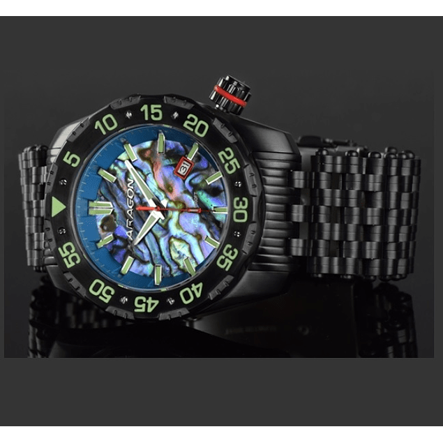RELOJ ARAGON SEA CHARGER AUTOMATIC